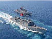 Deniz Kuvvetleri Komutanlığı, seyir süresiyle 20 yılın rekorunu kırdı