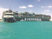 Mısır, Ever Given gemisini 7 Temmuz'da serbest bırakacak