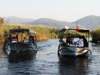 Kadın Azmağı'ndaki yasaktan tekne turları etkilenmeyecek