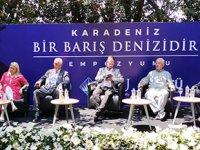 'Karadeniz Bir Barış Denizidir Sempozyumu' gerçekleştirildi