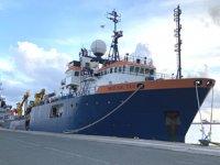 Yunanistan, GKRY ve İsrail, Akdeniz'de araştırma için Nautical Geo gemisini kiraladı