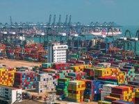 Kuru yük konteynerlerinin yüzde 96'sı Çin'de üretiliyor