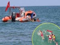 Samsun'da cankurtaranlar, kurtarma tatbikatı gerçekleştirdi