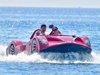 Denizde Ferrari ile turun bedeli dudak uçuklatıyor