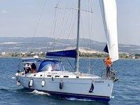 'Söğütler' isimli yelkenli tekne, Çanakkale Boğazı'nda sürüklendi