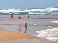 Akçakoca ve Karasu'da denize girmek yasaklandı