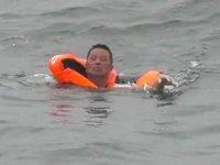 Niko Ivanka isimli gemi alabora oldu
