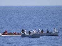 Fas kıyılarında 368 düzensiz göçmen kurtarıldı