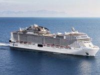 MSC Cruise, Fincantieri ve Snam ile ortaklık kuruyor