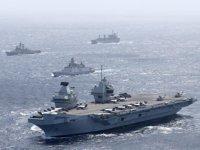 Güney Çin Denizi'nde askeri tatbikat gerçekleştirildi