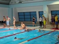 Maltepe'de 80 kişiye cankurtaran ve ilk yardım eğitimi verildi