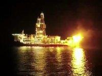 Karadeniz'de bulunan doğalgaz için ilk ateş yakıldı