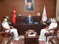 Zonguldak TCSG 86 Bot Komutanlığı'nda görev değişimi yaşandı