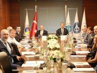 DEHUKAM Yönetim Kurulu Toplantısı, İstanbul'da yapıldı