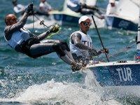 Ateş-Deniz Çınar kardeşler, Tokyo 2020'de madalya için yarışacak