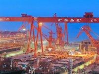 Çin'in gemi üretimi Ocak-Mayıs döneminde yüzde 26,6 arttı