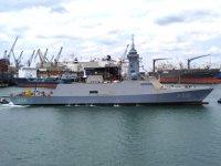 TCG Ufuk Test ve Araştırma Gemisi için geri sayım başladı