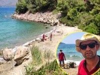 Gökova Yelken Kulübü, Marmaris'teki yangına denizden müdahale etti