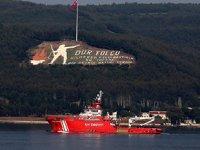 Nene Hatun Acil Durum Müdahale Gemisi, Milas'a gidiyor