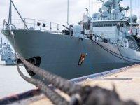 Almanya, 2002'den bu yana ilk kez Güney Çin Denizi'ne savaş gemisi gönderdi