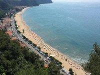 Sinop'ta deniz turizmine ilgi artıyor