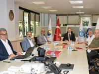 Mesleki Eğitim İş Birliği Protokolü üyeleri çalışmalarını sürdürüyor