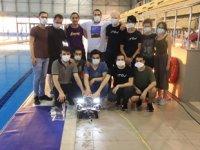 İTÜ ROV Takımı'nın su altı robotu, dünya üçüncüsü oldu