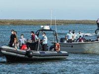 Arızalanan teknede 2 hafta mahsur kalan 47 yolcu öldü