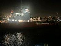 AQUA MARINE petrol tankeri, İstanbul Boğazı'nda arızalandı