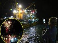 Balıkçılar, yeni sezon için 'Vira Bismillah' dedi