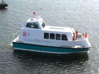 'Deniz Taksi'nin test sürüşleri başarıyla tamamlandı