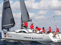 6. Deniz Kızı Kadın Yelken Kupası şampiyonu Eker takımı oldu