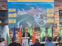 Tekirdağ'ın avantajları, Bulgaristan'da uluslararası ekonomik forumda anlatıldı