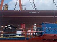 RMK Marine, Pointe de Caux isimli kimyasal tankeri kızağa koydu