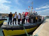 YÜTEK Gemi, Sağlık-1 isimli botu teslim etti