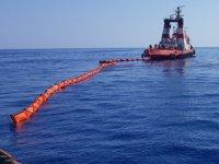 Petrol sızıntısı, Mersin sahillerine ulaşabilir