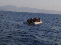 Bodrum'da 39 göçmen kurtarıldı