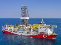 Fatih gemisi, Sakarya Gaz Sahası'ndaki Türkali-5'te sondaja başladı