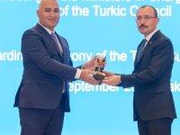 SOCAR Türkiye, Türk Konseyi Yatırım Ödülü'nü aldı