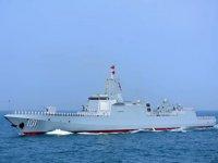Çin savaş gemileri, Alaska açıklarında seyretti