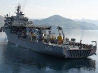 Denizaltı Arama Kurtarma Tatbikatı başladı