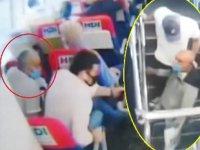 Deniz otobüsünde uyuyan kadını taciz eden sabıkalı sapık yakalandı