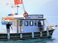Muğla'da denizden 2.5 milyon ton atık toplandı