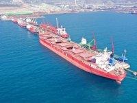 Tosyalı İskenderun Limanı, bir rekora daha imza attı