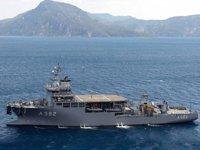 Doğu Akdeniz'de Denizaltı Kurtarma Tatbikatı gerçekleştirildi