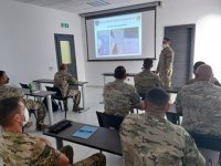 Türkiye, Malta Deniz Kuvvetleri personeline eğitim verdi