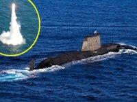 Güney Kore, denizaltıdan füze denemesi gerçekleştirdi