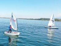 Optimist Trofesi Yelken Yarışları sona erdi