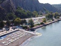 Barış Plajı, Batı Karadeniz'in en çok ilgi gören plajı oldu