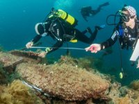 106 yıllık batık gemiler, dalış turizmine açılacak